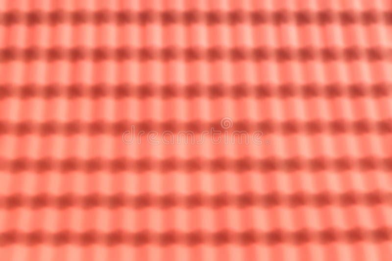 De oranje grafische achtergrond van het patroononduidelijke beeld stock afbeelding