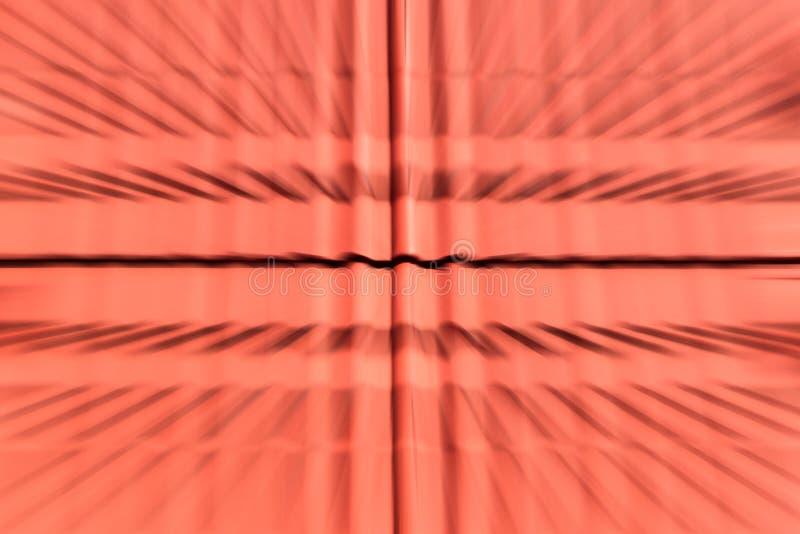 De oranje grafische achtergrond van het patroononduidelijke beeld stock foto
