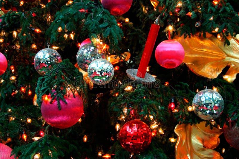 Kerstmisornamenten Gratis Stock Afbeelding