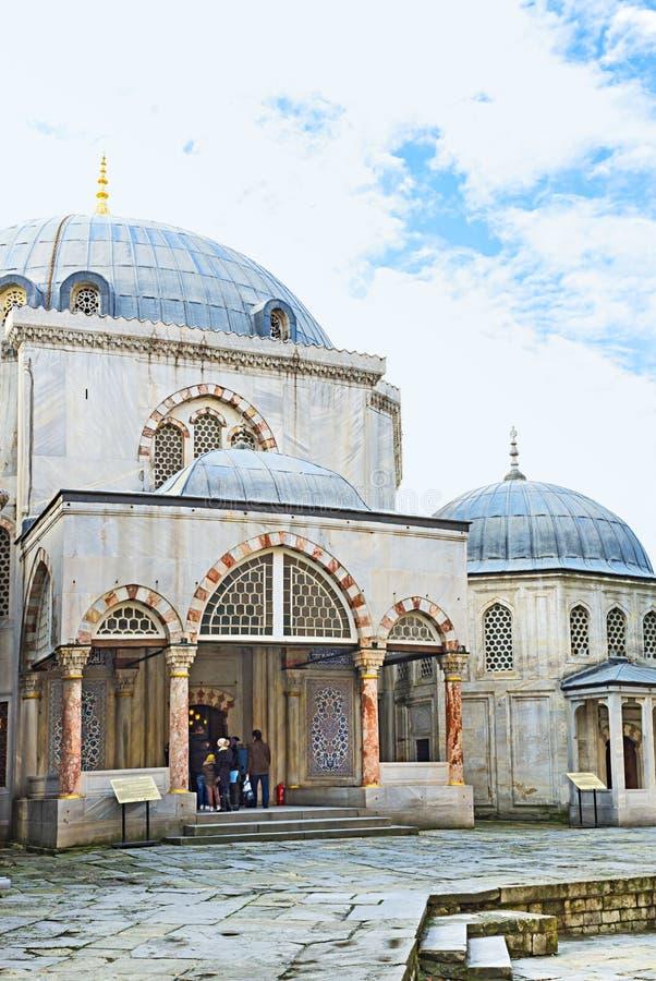 De Ottomanegraven stock afbeelding