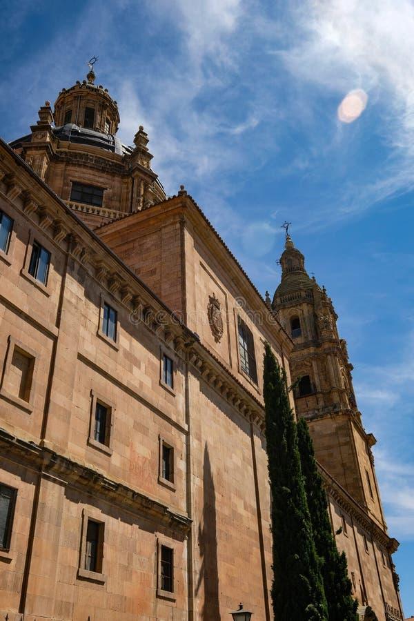 De oude stad van Salamanca royalty-vrije stock foto