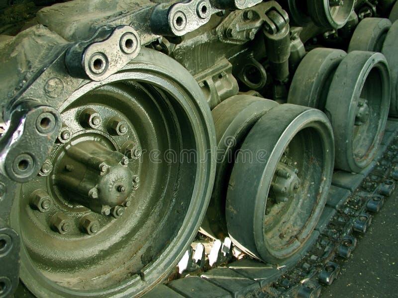 De Oude Tank Van Vietnam Royalty-vrije Stock Afbeeldingen