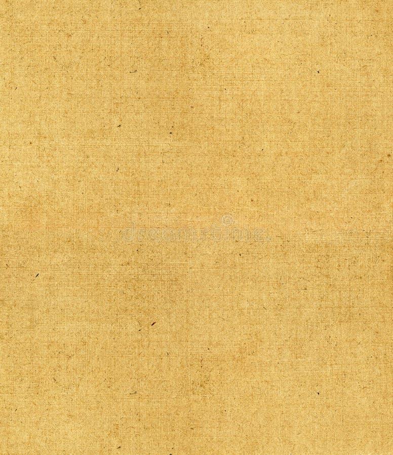 De oude Textuur van de Doek stock fotografie