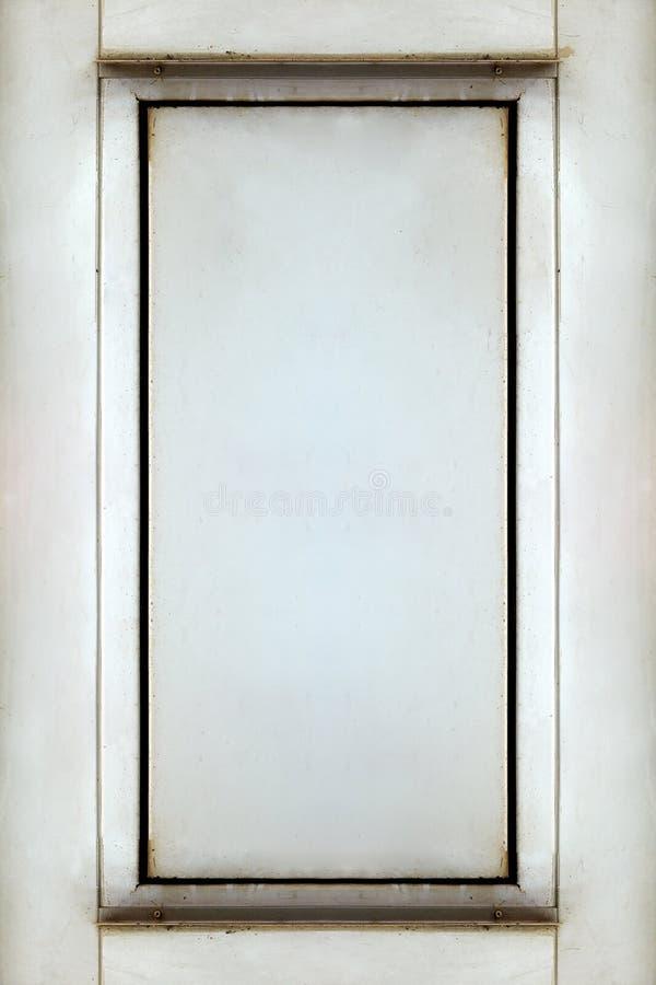 De oude textuur van de metaalmuur royalty-vrije stock foto