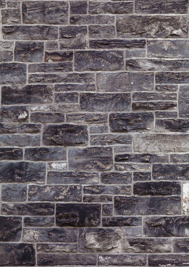 De oude Textuur van de Muur van de Steen royalty-vrije stock foto's