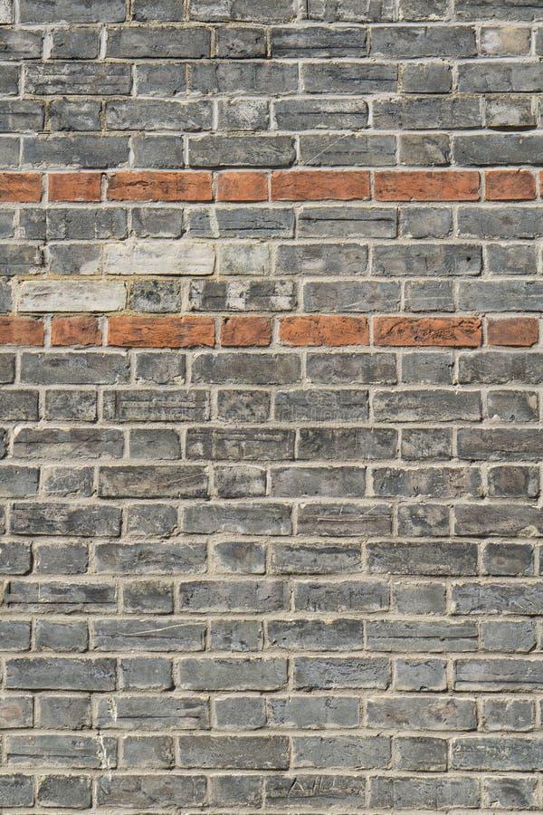 Download De Oude Verticale Mening Van Brickwall Stock Foto - Afbeelding bestaande uit architectuur, grunge: 54093120