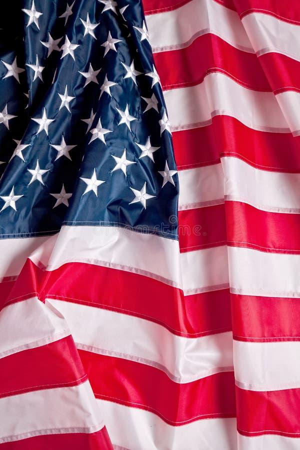 De oude Vlag van de Glorie stock fotografie
