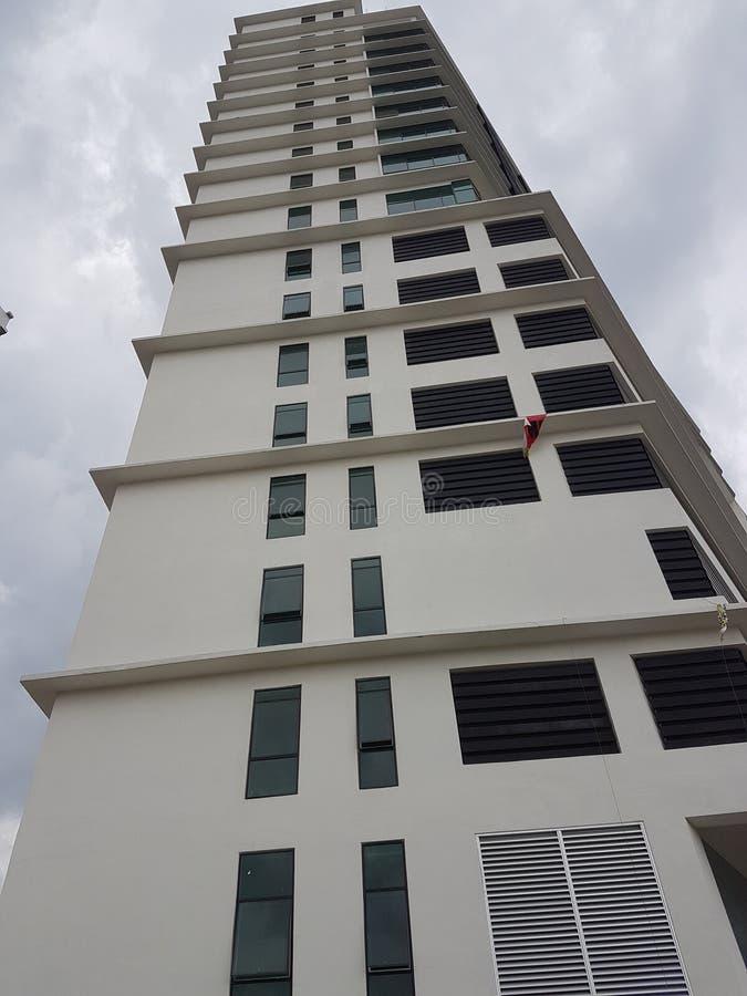 9 de outubro de 2016, estrada de Puchong, Kuala Lumpur Hoje é a abertura macia do hotel OUG Kuala Lumpur da assinatura da cimeira fotografia de stock