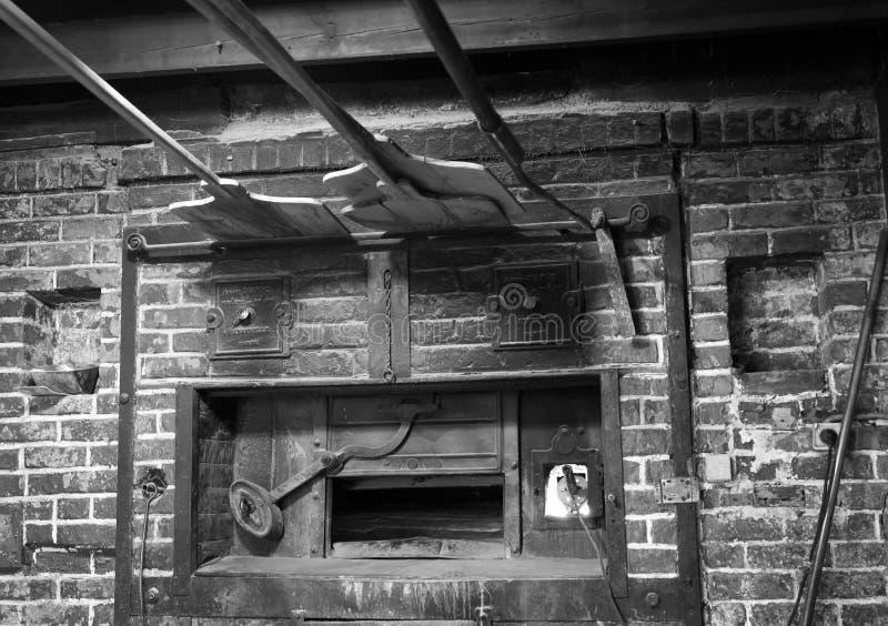 De Oven van bakkers stock fotografie