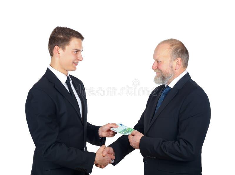 De overeenkomst stock fotografie