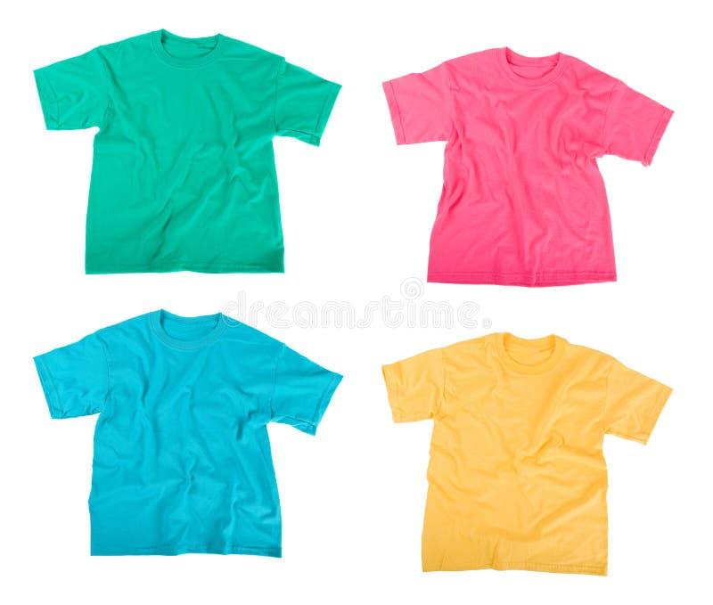 De Overhemden Van Het T-stuk Royalty-vrije Stock Foto's
