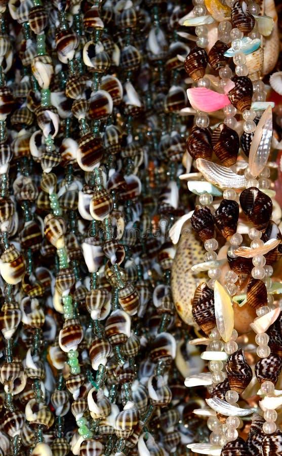 De overzeese gemaakte slakken siert foto stock afbeelding