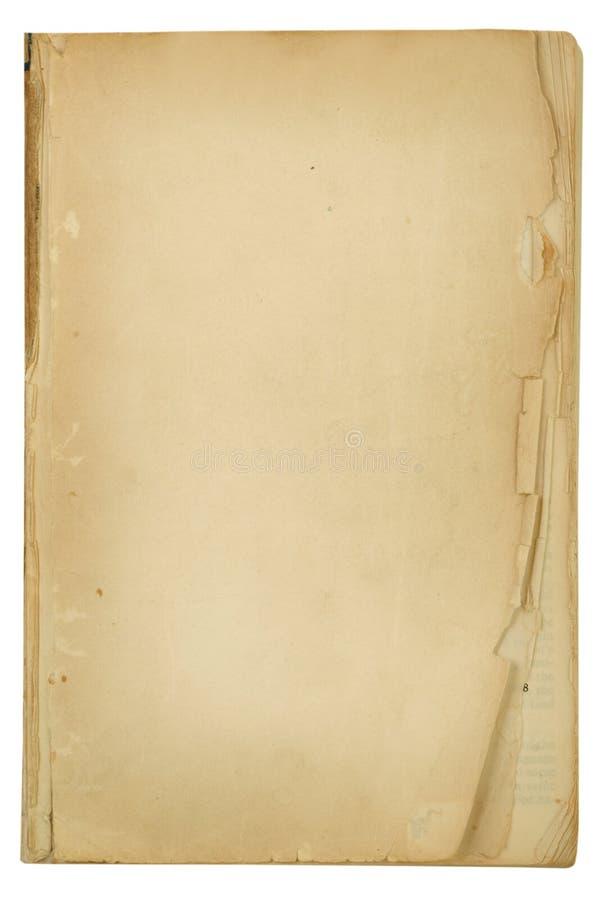 De Pagina's van de bijbel stock foto