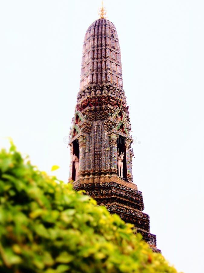 De pagode van Boedha royalty-vrije stock fotografie