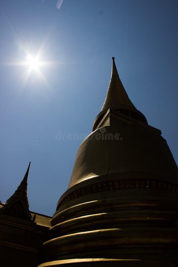 De pagode van Boedha stock foto's