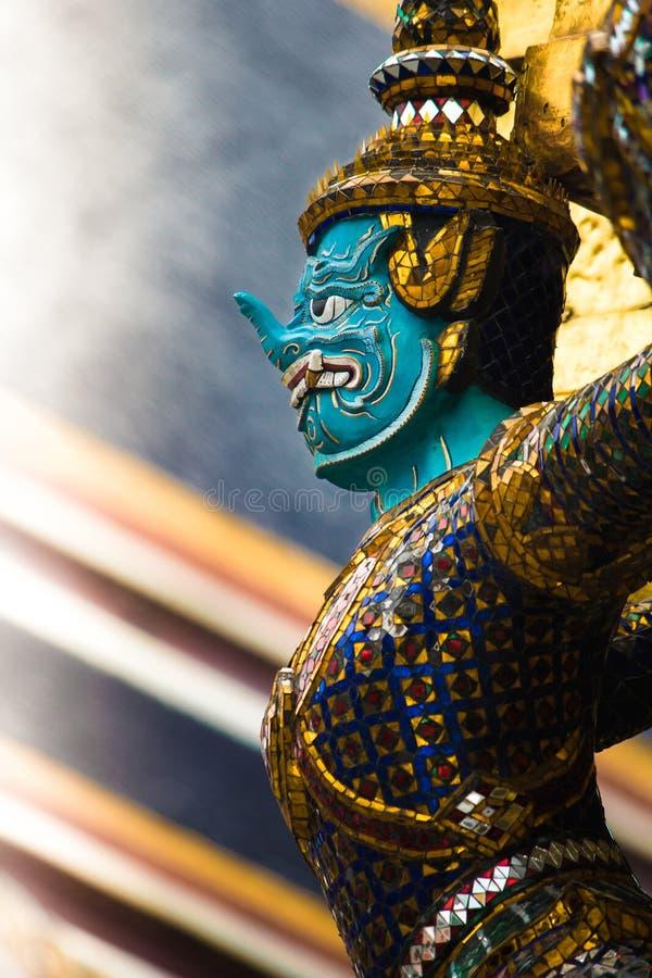 De pagode van de atlasschouder royalty-vrije stock afbeelding