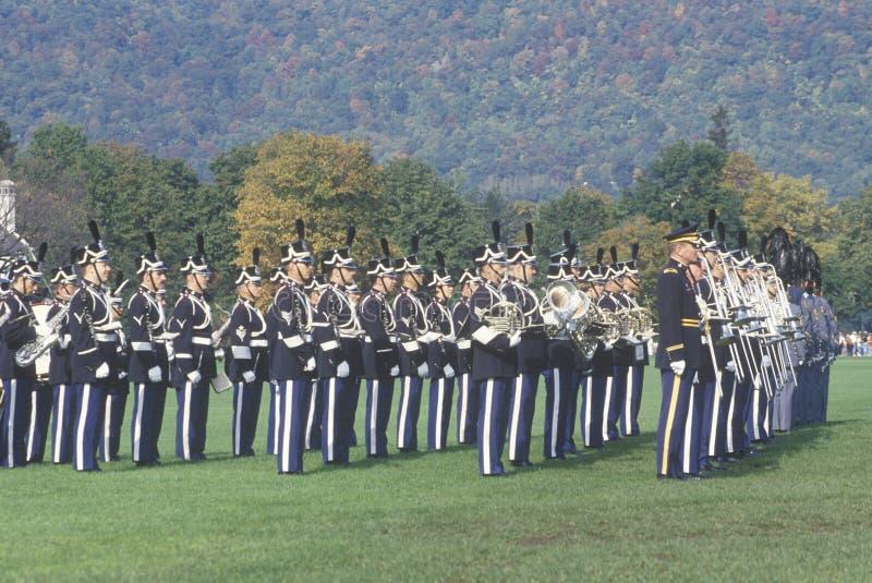 De Parade van Homecoming royalty-vrije stock fotografie