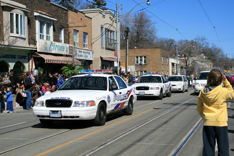 De Parade van Pasen stock foto's