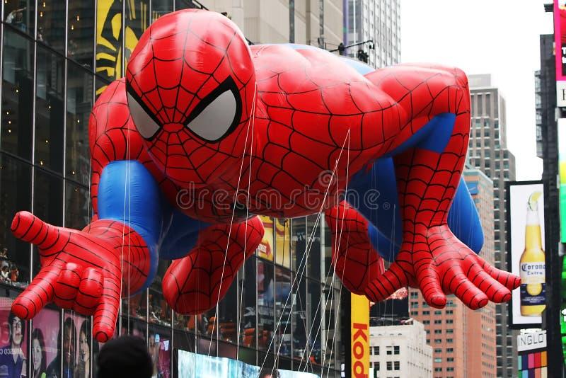De Parade van Thanksgiving day van Macy, 2010 stock afbeelding