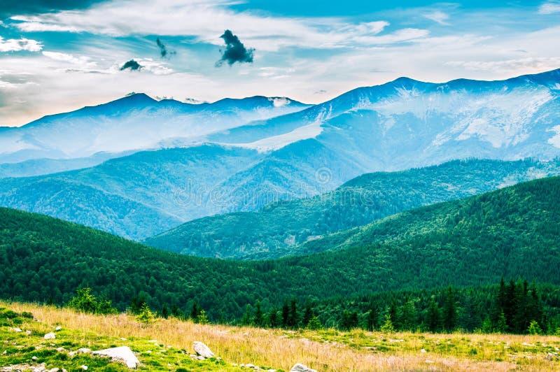 De Parang bergen I royaltyfri bild