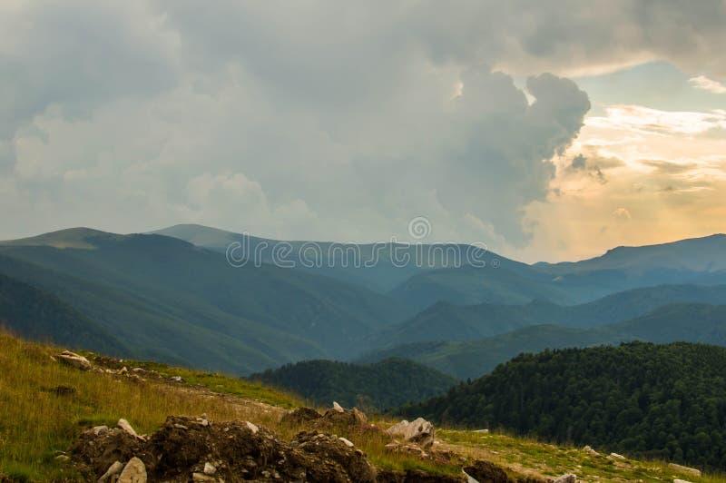 De Parang bergen II fotografering för bildbyråer