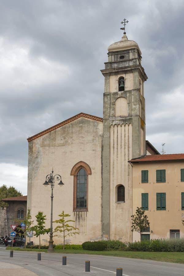 De Parochie van Pisa van St Anthony de Abt royalty-vrije stock afbeelding