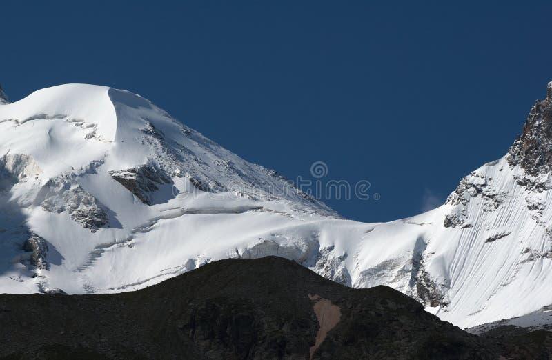 De pas van de berg royalty-vrije stock foto