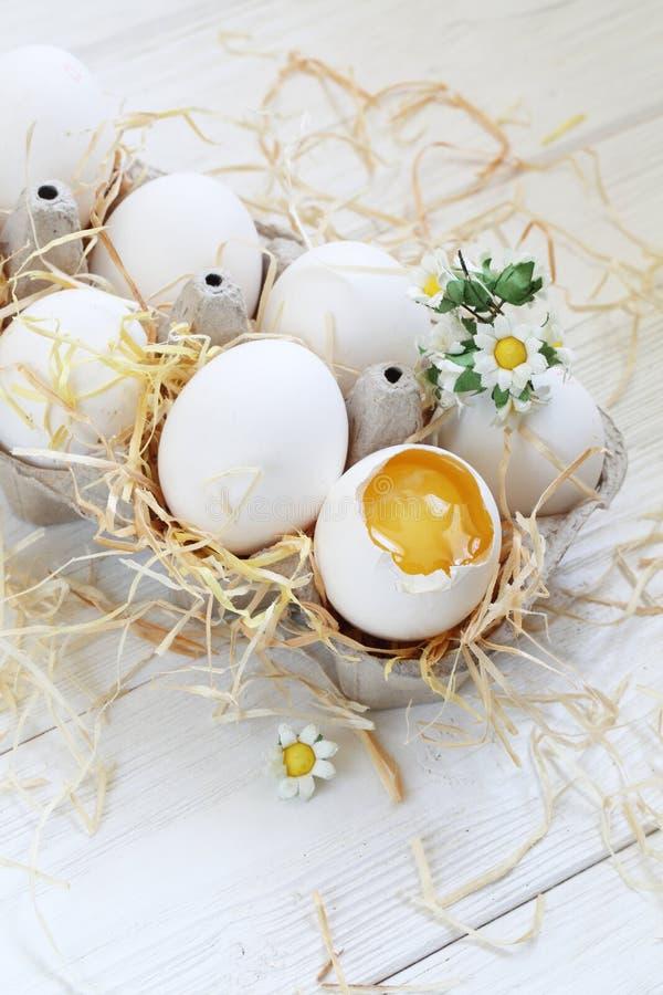 De Pascua todav?a de los huevos vida fotografía de archivo libre de regalías