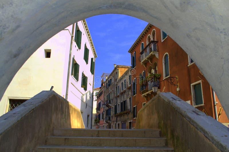 De passage van Venetië stock afbeeldingen