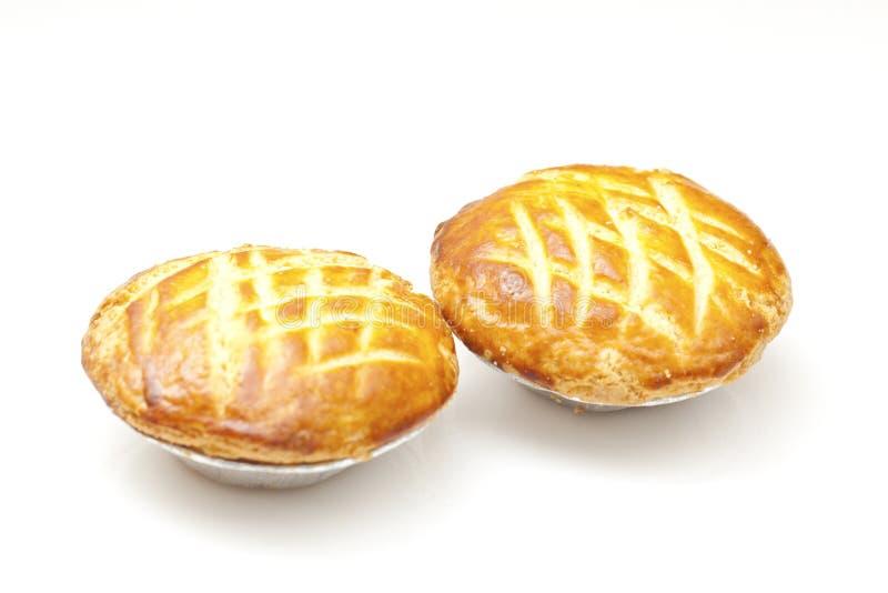 De pastei van de kip royalty-vrije stock afbeelding