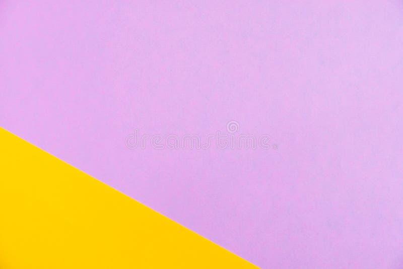 De pastelkleur kleurde document vlakte legt hoogste mening, achtergrondtextuur, roze stock afbeeldingen