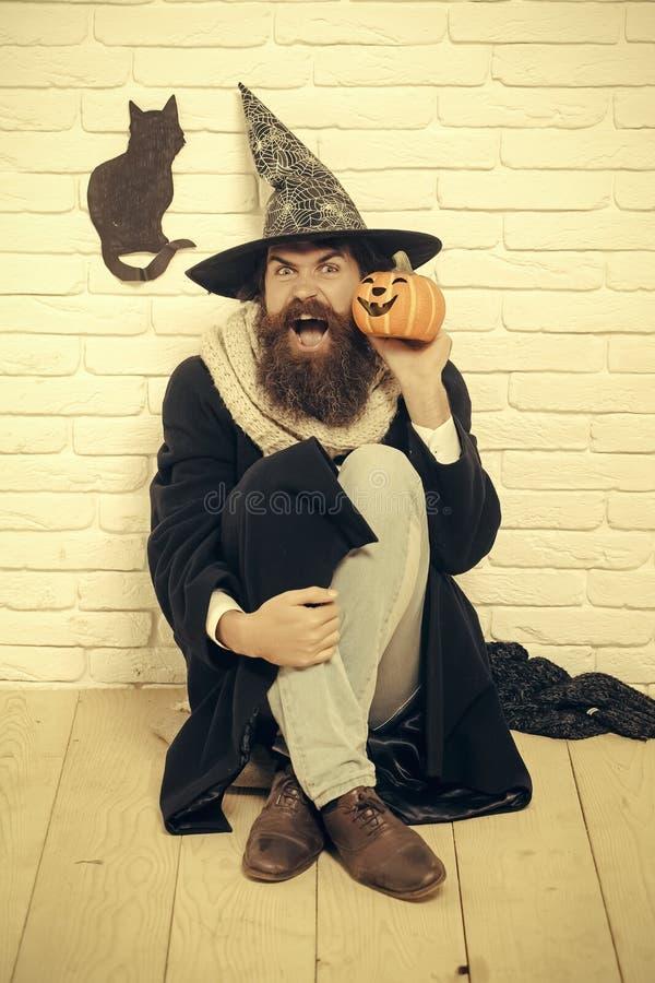 De pechconcept van Halloween stock afbeelding