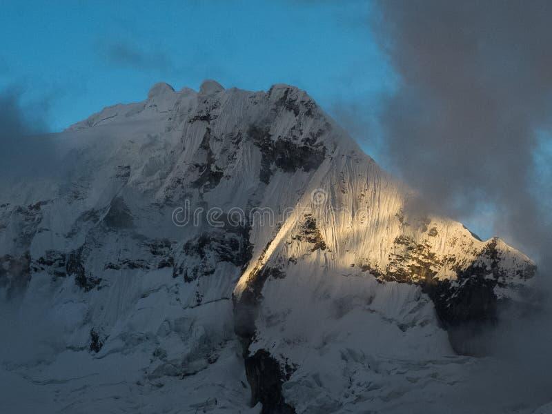 De Peruviaanse Andes #11 stock afbeelding