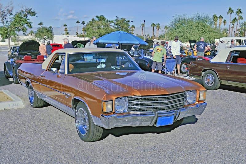 De Pick-up van Chevrolet Gr Camino royalty-vrije stock fotografie