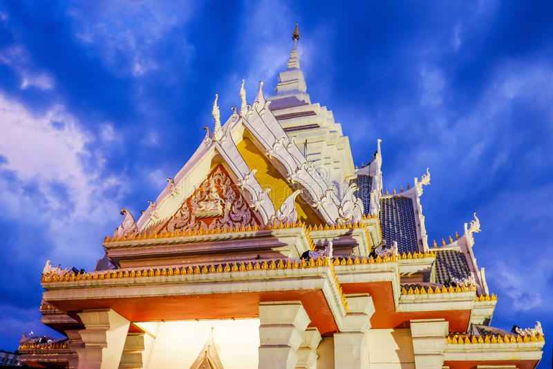 De pijler van de Khonkaenstad, Thailand stock afbeeldingen