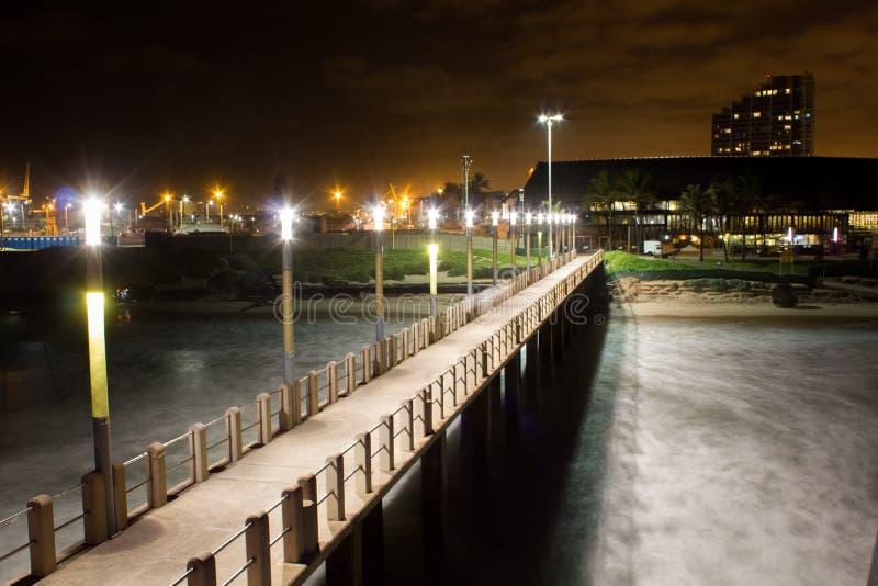 De Pijler van Durban royalty-vrije stock foto's