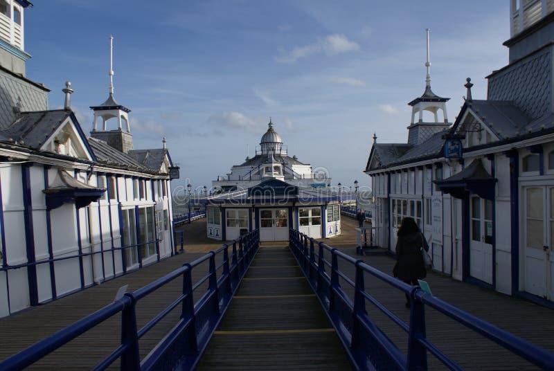 De pijler van Eastbourne royalty-vrije stock foto's