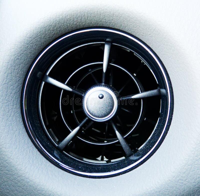 De pijp van de autoairconditioning, de opening van de autolucht royalty-vrije stock foto's