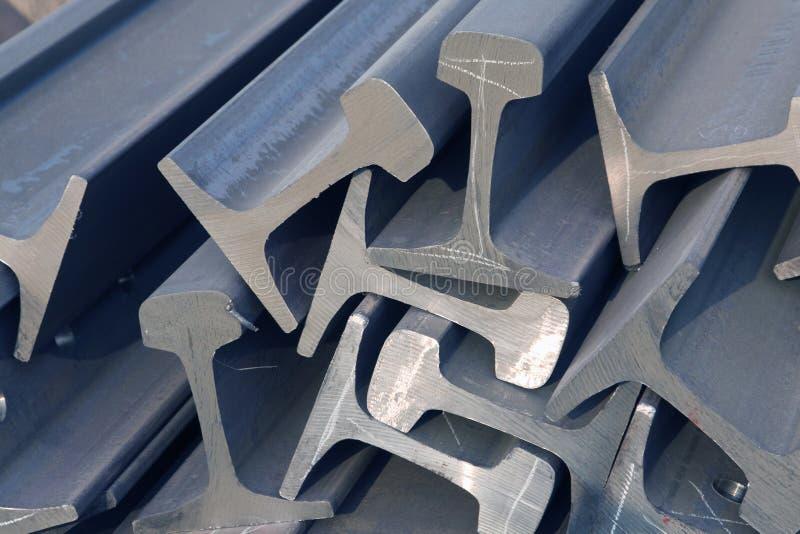 De Pijpen van het staal royalty-vrije stock foto