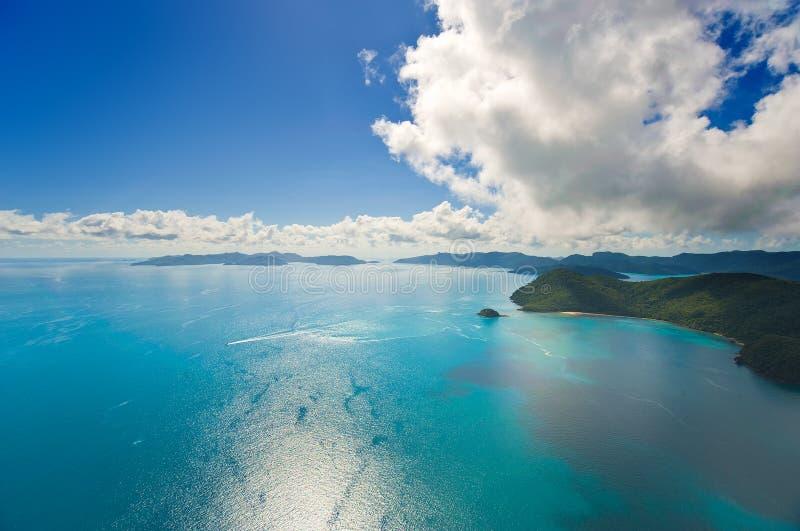 De Pinkstereneilanden Van Australië Royalty-vrije Stock Afbeeldingen