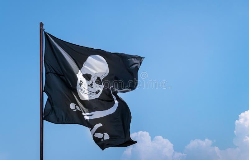 De piraten markeren stock afbeelding