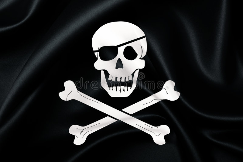 De piraten markeren