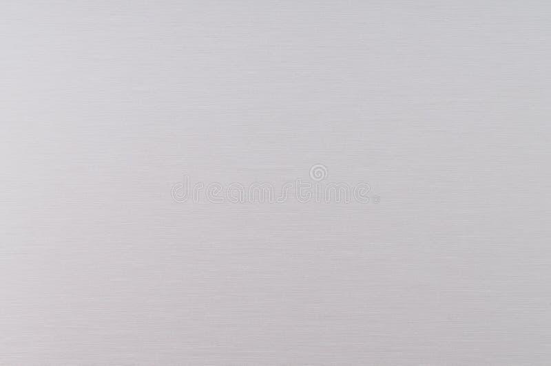 De plaat van het aluminium. royalty-vrije stock foto