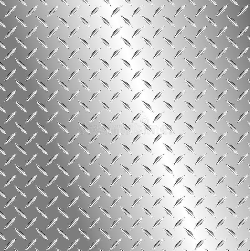 De plaat van het metaal
