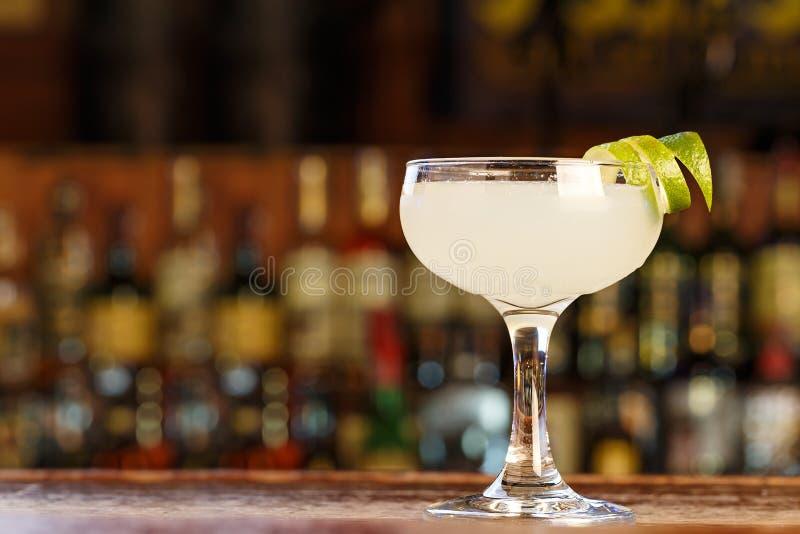 De plaats van cocktaildaiquiri voor tekst stock foto's