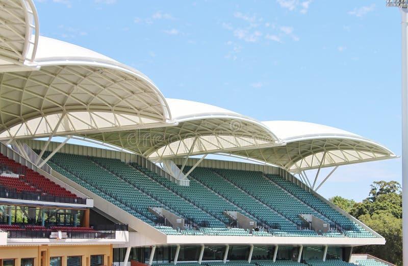 De Plaatsing van het stadion stock afbeeldingen
