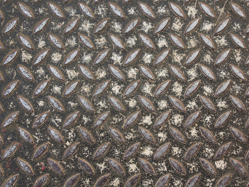 De plaattextuur van het staal royalty-vrije stock foto