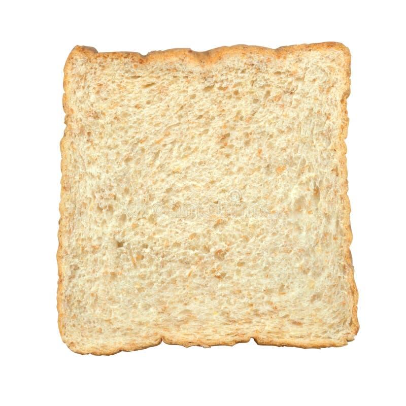 De plak van het brood royalty-vrije stock foto