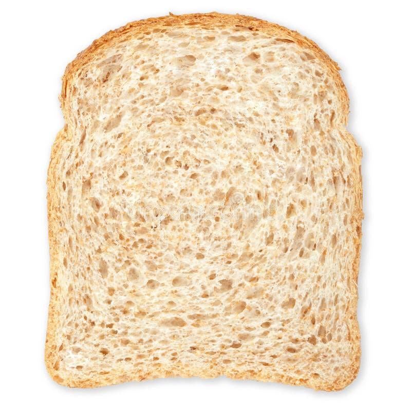 De plak van het brood royalty-vrije stock foto's