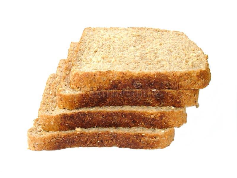 De Plakken Van Het Brood. Royalty-vrije Stock Fotografie